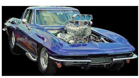 Chevrolet Corvette Stingray >> Muscle Cars & Hot Rods